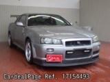 Used NISSAN SKYLINE GT-R Ref 154493