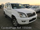 Used TOYOTA LAND CRUISER PRADO Ref 155044