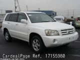 Used TOYOTA KLUGER Ref 155980