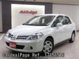 Used NISSAN TIIDA LATIO Ref 156516