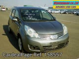Used NISSAN NOTE Ref 158557