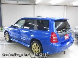SUBARU FORESTER SG5 Big2