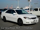 Used TOYOTA CAMRY Ref 160362