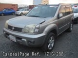 Used NISSAN X-TRAIL Ref 161288