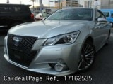 Used TOYOTA CROWN HYBRID Ref 162535