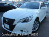 Used TOYOTA CROWN HYBRID Ref 162551