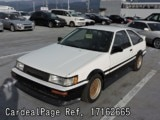 Used TOYOTA COROLLA LEVIN Ref 162665