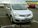 Used NISSAN NOTE Ref 162670