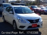 Used NISSAN LATIO Ref 163388