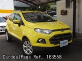 Used FORD FORD ECOSPORT Ref 163558