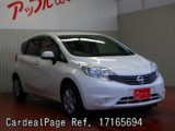 Used NISSAN NOTE Ref 165694