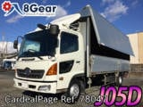 Used HINO HINO RANGER Ref 78047