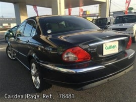 JAGUAR X TYPE J51YB Big2