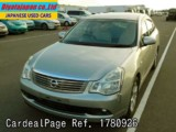 Used NISSAN BLUEBIRD SYLPHY Ref 80926