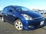 Used TOYOTA WISH Ref 81805
