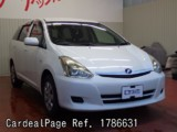 Used TOYOTA WISH Ref 86631