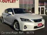 Used LEXUS LEXUS CT200H Ref 86779