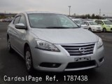 Used NISSAN SYLPHY Ref 87438