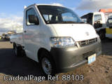 Used TOYOTA TOWNACE TRUCK Ref 88103