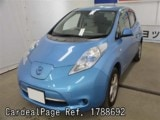 Used NISSAN LEAF Ref 88692