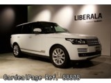 Used LAND ROVER LAND ROVER RANGE ROVER Ref 88808