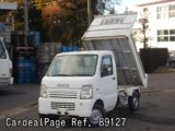 Used SUZUKI CARRY TRUCK Ref 89127