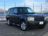 Used LAND ROVER LAND ROVER RANGE ROVER Ref 89188