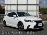 Used LEXUS LEXUS CT200H Ref 90000