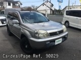 Used NISSAN X-TRAIL Ref 90029