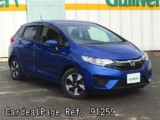 Used HONDA FIT Ref 91259