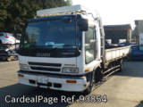 Usado ISUZU FORWARD Ref 93854
