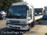 Used ISUZU FORWARD Ref 93854