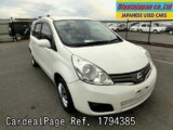 Used NISSAN NOTE Ref 94385