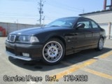 Used BMW BMW 3 SERIES Ref 94528