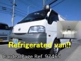 Used NISSAN VANETTE VAN Ref 97465