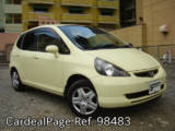 Used HONDA FIT Ref 98483