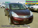 Used NISSAN NOTE Ref 168234
