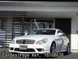 Used MERCEDES BENZ BENZ CLS-CLASS Ref 168638