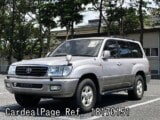 Used TOYOTA LAND CRUISER Ref 170151