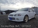 D'occasion TOYOTA STARLET Ref 172637