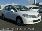 Used NISSAN TIIDA LATIO Ref 174231