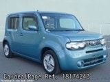 Used NISSAN CUBE Ref 174240