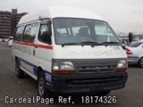 Used TOYOTA HIACE COMMUTER Ref 174326