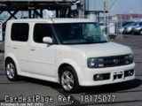 Used NISSAN CUBE Ref 175077