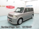 Used TOYOTA BB Ref 175447