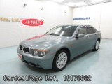 Used BMW BMW 7 SERIES Ref 175662