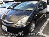 Used TOYOTA WISH Ref 176973