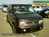 Used NISSAN CUBE CUBIC Ref 177575