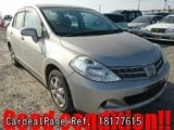 Used NISSAN TIIDA LATIO Ref 177615