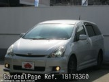 Used TOYOTA WISH Ref 178360